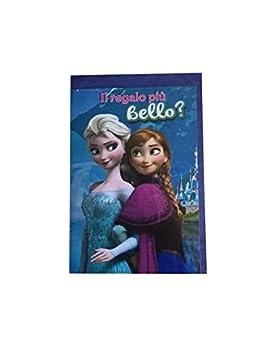 Disney Frozen - Tarjeta de felicitación EL Regalo más Bonito ...