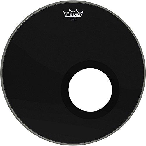 Remo Bass, POWERSTROKE® 3, EBONY®, 18