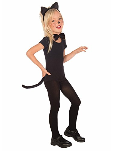 Plush Kitty Cat Child Costume Kit]()
