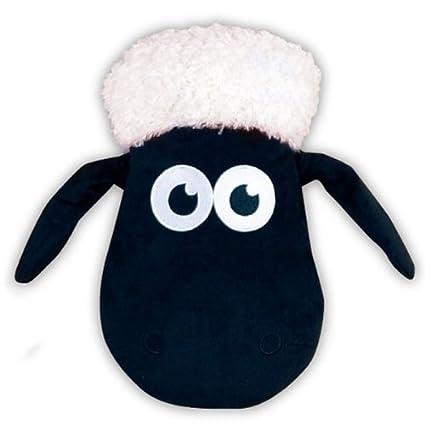 Amazon.com: Sean Face cojín de la oveja Shaun: Toys & Games