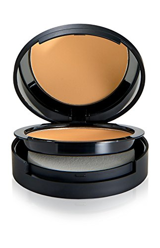 Bronze Powder Foundation (Dermablend Intense Powder Foundation Makeup for Medium to Full Coverage with Matte Finish, 40n Bronze, 0.48 Oz.)
