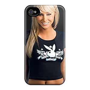 High Quality Shock Absorbing Case For Iphone 4/4s-sara Jean Underwood
