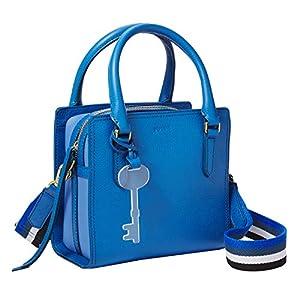 Fossil Women's Hope Leather Crossbody Purse Handbag