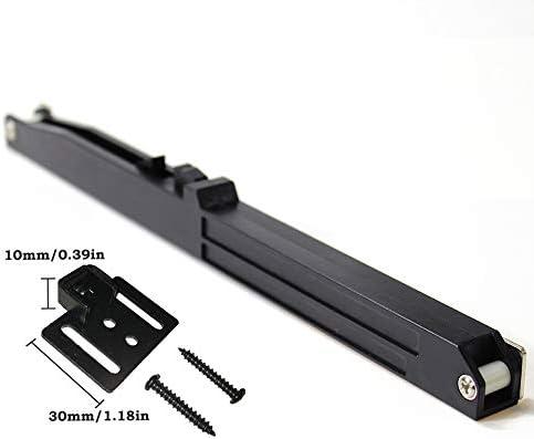 Yituo - Amortiguadores de mecanismo de cierre suave para puertas correderas de acero y madera de granero: Amazon.es: Bricolaje y herramientas