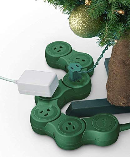 Quirky PPVPP-GR02 Pivot Power, Dark Green