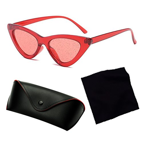 Protección Stylish Sunglasses Style Cat Trendy Crystal Gafas Shiny C3 Uv New Street 400 Lentes Eye Unisex Bright nvWvrE