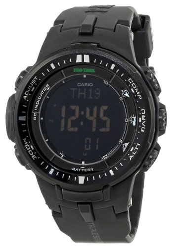 Casio Mens PRW-3000-1ACR Protrek Sport Watch
