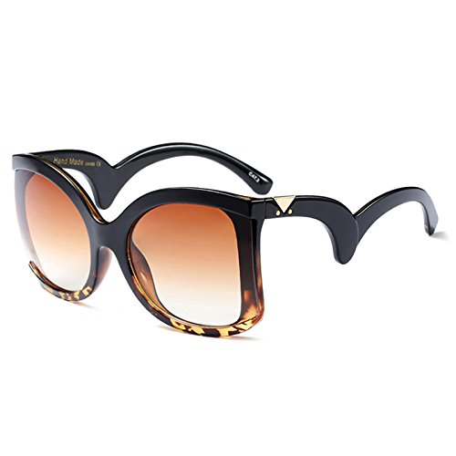 Uv400 Sunshade De C3 De Rs390 Beach Gafas C3 para Driving Shopping Mujeres Base Solwomen'S RS390 Women's Sol Oversized Limotai Gafas Large Frame 7qwY11