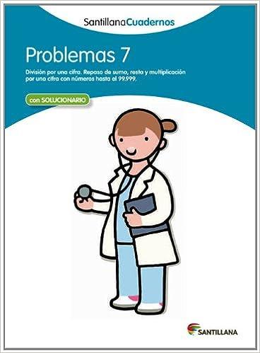 Utorrent Descargar En Español Problemas 7 Santillana Cuadernos - 9788468012513 De Gratis Epub