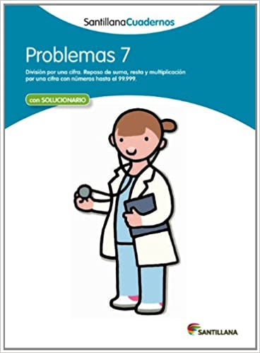 Paginas Descargar Libros Problemas 7 Santillana Cuadernos - 9788468012513 PDF Gratis Descarga