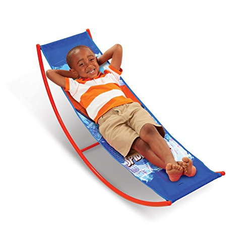 (THE ULTIMATE SPIDER-MAN Spider-Man Hammock with Printed Carry Bag Toy)