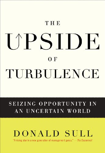 The Upside of Turbulence: Seizing Opportunity in an Uncertain World (Competition Ideas Name Christmas)