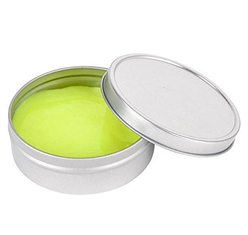 3'' GLOW IN THE DARK PUTTY IN TIN BOX, Case of 6 by DollarItemDirect (Image #2)