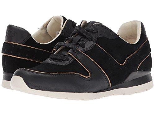 セクション打ち上げる抗議[UGG(アグ)] レディースウォーキングシューズ?スニーカー?靴 Deaven Black 1 12 (29.5cm) B - Medium