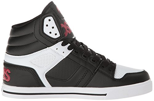 Osiris Clone Black/Red/White Black/Red/White
