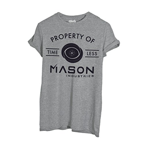 T-Shirt Timeless Mason Industries - FILM by Mush Dress Your Style