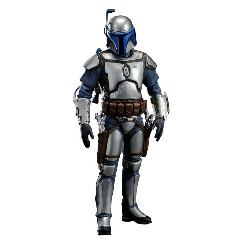 Kotobukiya Star Wars Attack of The Clones Version Jango Fett ArtFX + Statue ()