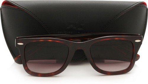 3cf66ee4e06 Miami Blues Wayfarer Sunglasses (Demi Brown) (MB 014B)  Amazon.in  Clothing    Accessories
