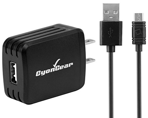 - USB Type-C Charger Home Wall AC with Data Cable Black Compatible with Sonim XP3