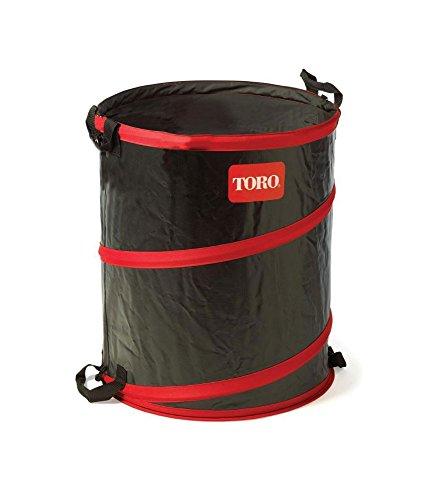 - Toro 29210 43-Gallon Gardening Spring Bucket