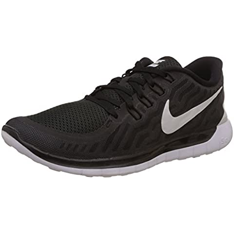 finest selection 9212c 2024b ... Shoes Pure Platinum Blue Metallic Silver Nike Men u0026 39 s Free 5.0  Running ...