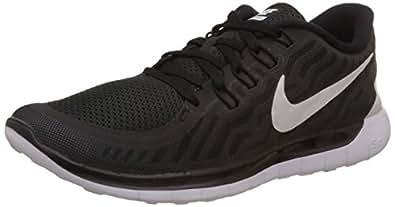Nike Mens Free 5.0 Running Shoes (Black)