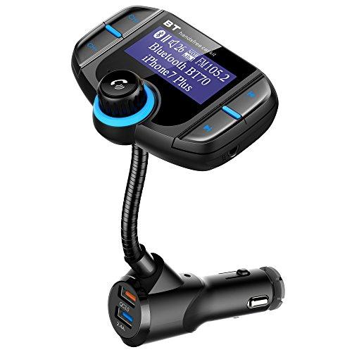 bluetooth fm modulator for car - 5
