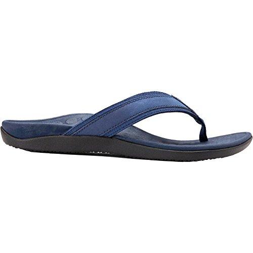 Vionic Men's Tide Toe Post Sandal Navy 11 M
