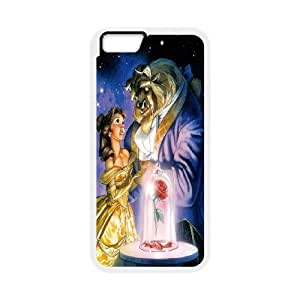 Best Quality [SteveBrady PHONE CASE] Beauty And The Beast For Apple Iphone 6 Plus 5.5 inch screenCASE-15