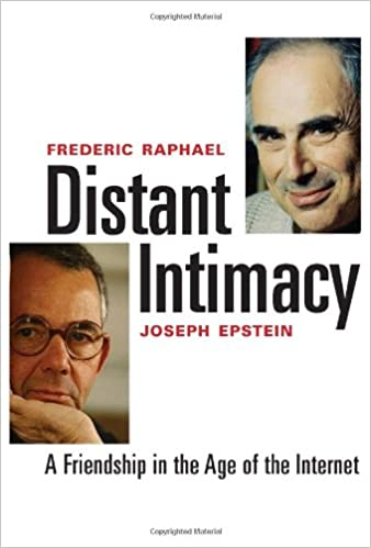 Amazon com: Distant Intimacy: A Friendship in the Age of the