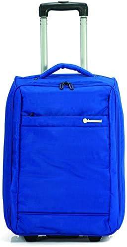 Azul Maleta cabina plegable especial low cost