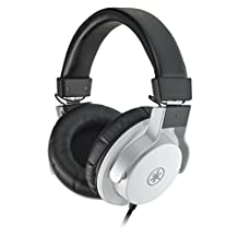 Yamaha Pro Audio HPH-MT7 Monitor Headphones (White)