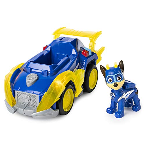 Paw Patrol Chase's Deluxe Vehicle with Lights & Sounds Now $7.99 (Was $13.49)