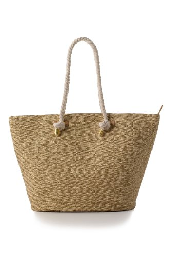 magid-exclusive-lurex-tote-beach-bag-gold-one