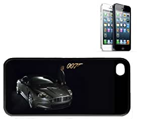 iPhone 5 Case With Printed High Gloss Insert James Bond Car