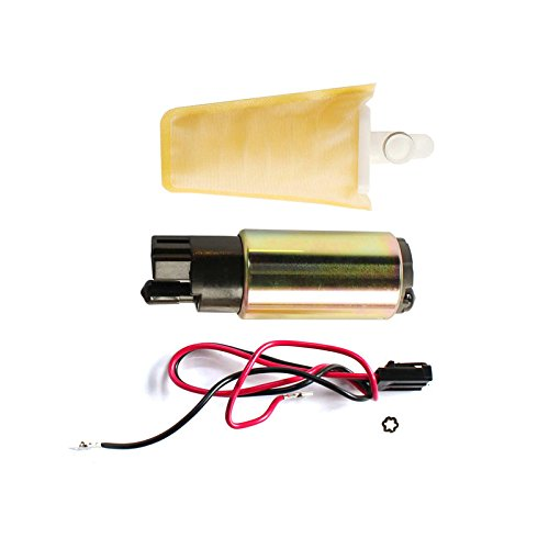 MUCO Brand New Electric Fuel Pump & Install Kit Fit Multiple Models 9608737 ()