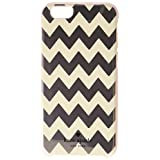 kate spade new york iPhone 6s Case [Shock Absorbing] Cover fits both iPhone 6, iPhone 6s - Chevron Blush
