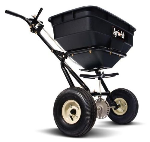 Agri-Fab 100-Pound Push Broadcast Spreader 45-0214