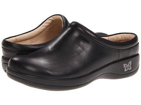 Alegria Women's Kayla Shoes, Black Nappa - 40 M EU / 10 B(M) US