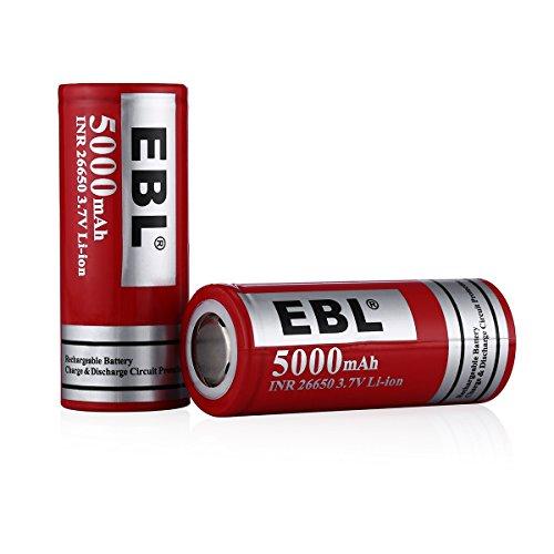 Batteries rechargeables à piles plates de la batterie 5000mAh d