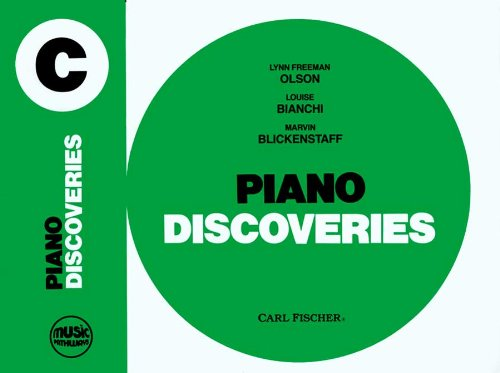 O5110 - Piano Discoveries Book C