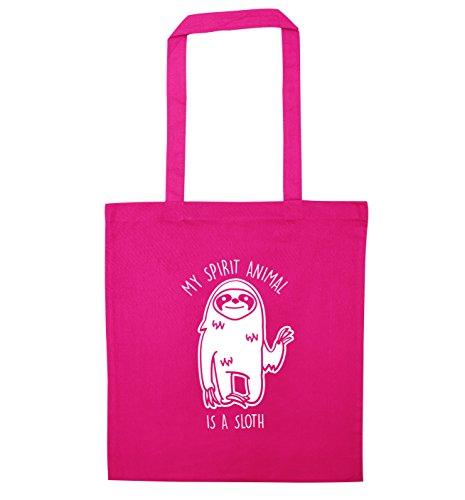 spirit sloth Pink a is animal bag My My spirit tote EqZEO