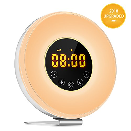 electric alarm clock radio - 7