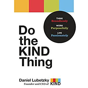 Do the KIND Thing Audiobook
