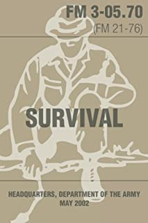 amazon com survival fm 3 05 70 9781495450563 wounded warrior rh amazon com