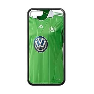 DAZHAHUI Bundesliga Pattern Hight Quality Protective Case for Iphone 5s wangjiang maoyi by lolosakes