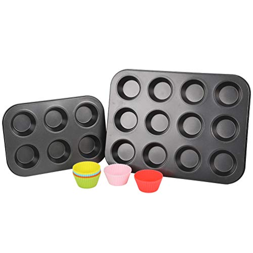 Nonstick carbon nonstick cupcake silicone