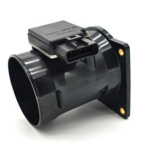 Mass Air Flow Meter Sensor MAF for Ford 1999-2000 Contour & 1997-2000 E-250/E-150 Econoline/E-150 Econoline Club Wagon & 1997-2003 F-150 & 1997-1998 Windstar | Mercury 99-02 Cougar & 99-00 Mystique ()