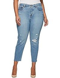Women's Plus-Size Wedgie Jeans