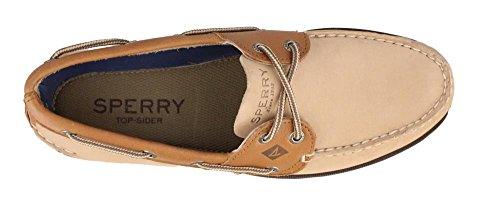 Tan Sperry Sider Sand Mens Leeward Top D 9 Eye M US Boat 5 2 Shoes 6rf6nqx